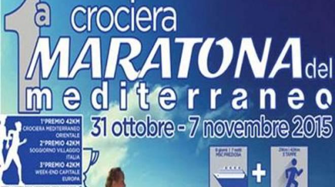 Domenica, da Civitavecchia, ''salpa'' la maratona del mediterraneo<br />