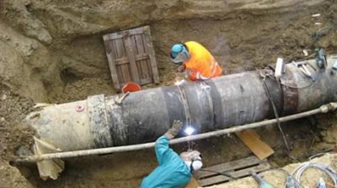 Estensione dell'acquedotto comunale in via Laurentina, al via i lavori