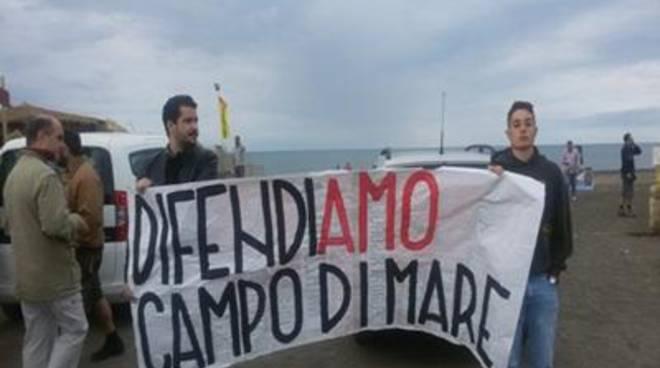 """Fn: """"A campo di mare ieri ha vinto Cerveteri, nessun merito a Pascucci"""""""