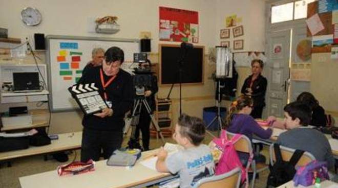 Girate le riprese del film sul consiglio comunale dei ragazzi