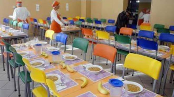 Il 5 ottobre partirà il servizio di mensa scolastica