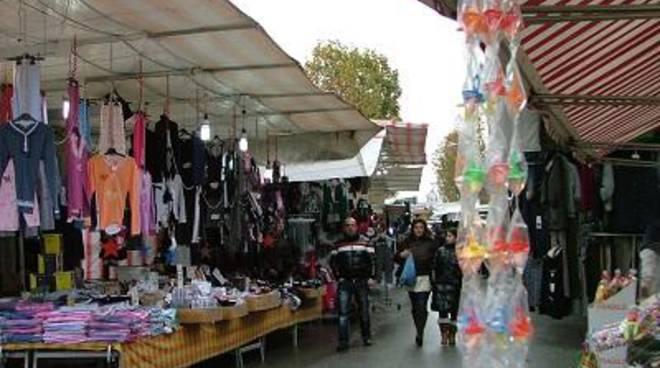 Il Comune sposta il mercato settimanale di Aranova<br />