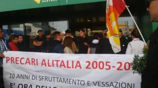 """Il prossimo 14 ottobre i """"dannati"""" del Trasporto Aereo torneranno in piazza"""
