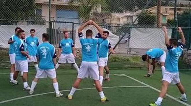 Il Real Podgora scende in campo contro il Ceccano
