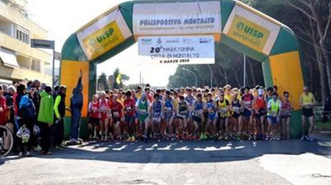 In corsa per conquistare il trofeo alla 21^ Maratonina Città di Montalto