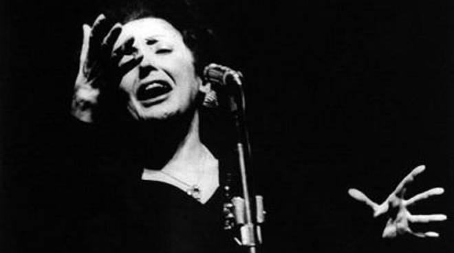 Inaugurazione della mostra 'Edith Piaf, L'Amour'