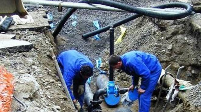 Iniziati lavori sostituzione rete idrica viale Piave