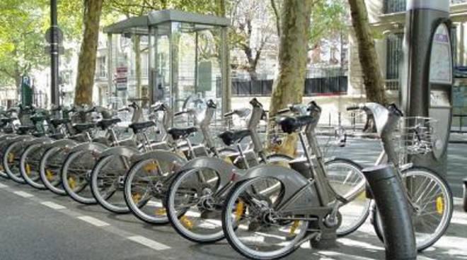 Installate nuove postazioni per il Bike sharing