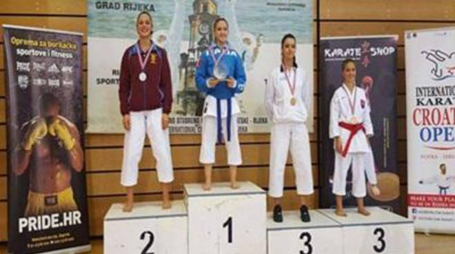 Karate, 15° Croazia Open 2015