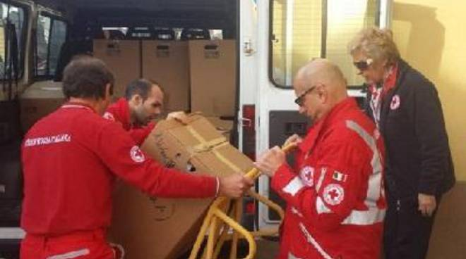 L'Amministrazione comunale ringrazia la Croce Rossa Italiana