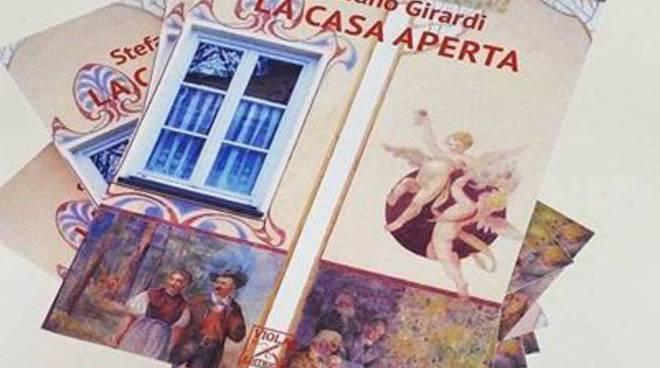 'La casa aperta', viene presentato il libro di Stefano Girardi