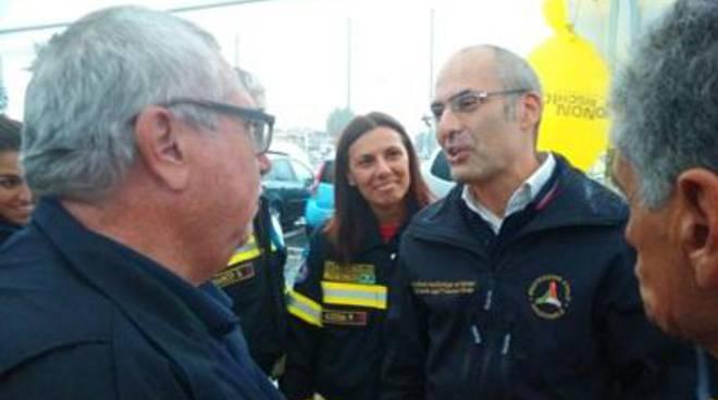 La Protezione Civile in piazza per diffondere le buone pratiche sulla gestione delle alluvioni