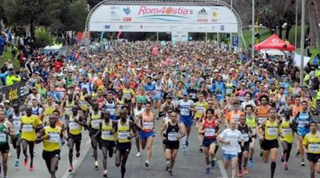 Maratona RomaOstia: nel 2016 è ancora Gold Label