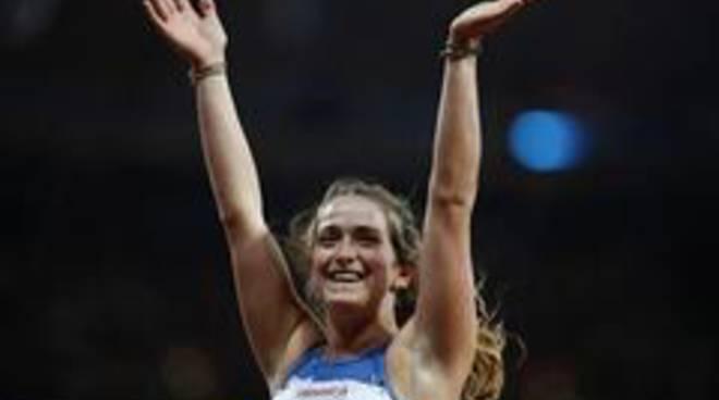 Mondiali Paralimpici di Doha, Martina Caironi conquista l'argento