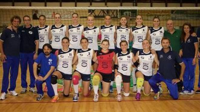 Ostia Volley Club, esordio in casa con il Napoli