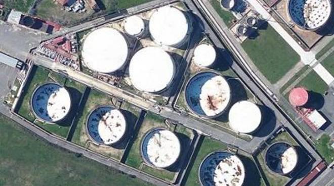Pericolosversamento idrocarburi