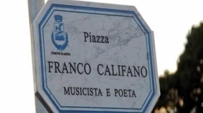 Piazza Califano: decretato definitivamente il non accoglimento dell'intitolazione
