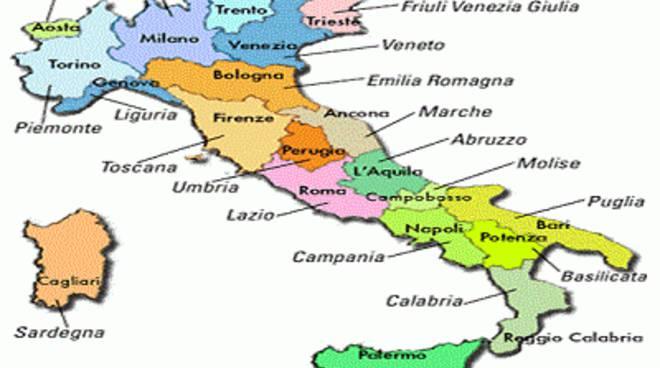 Riforma Regioni, proposta Morassut - Ranucci: un taglio da 20 a 12 Regioni
