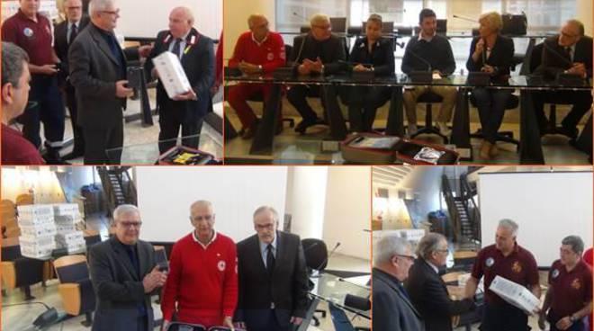 Un defibrillatore per garantire il pronto intervento nei grandi eventi di Fiumicino