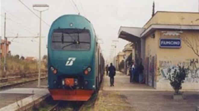 Un treno a Fiumicino: la tua firma per uscire dal silenzio… per un Futuro migliore!