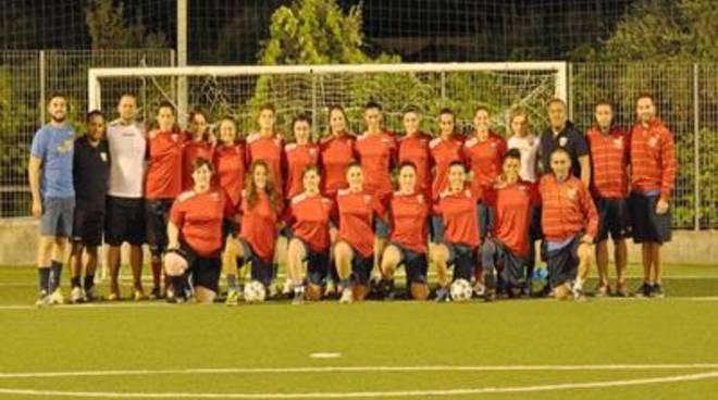 Vis Fondi Calcio a 5 Femminile, esordio promettente in serie A