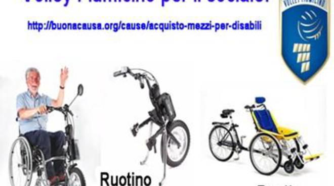 Volley Fiumicino: non solo sport