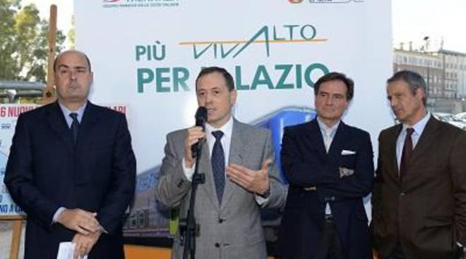 A Latina il 26° treno per pendolari
