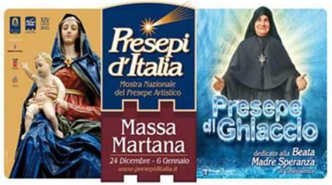 A Natale esporrà in Umbria a Massa Martana l'artista rutula M.Cristina D'Ambrosio
