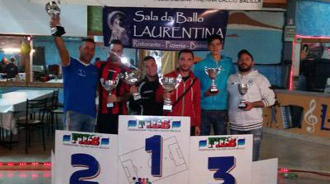 A Rio Verde 16esima tappa del Campionato regionale Federazione italiana Calcio Balilla