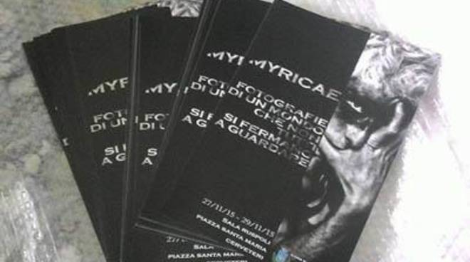"""Alla Sala Ruspoli la mostra di Elena Longarini """"Myricae""""<br />"""