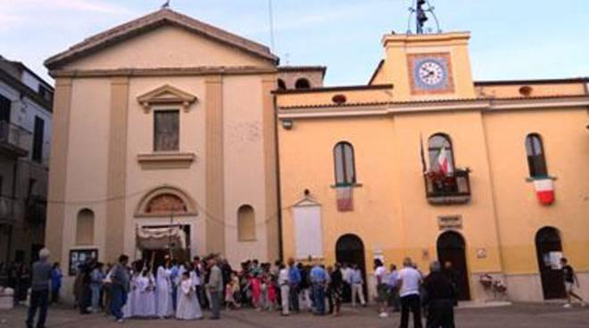 Avvicendamento nella parrocchia di S. Andrea Aapostolo in Trivio