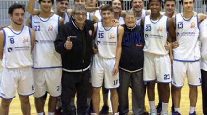 Basket: l'Under 18 ingrana la quinta