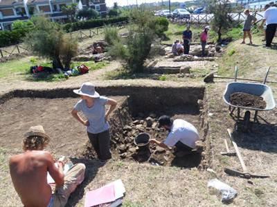 Castrum Novum: storia di una città romana del territorio,i recenti scavi e le scoperte