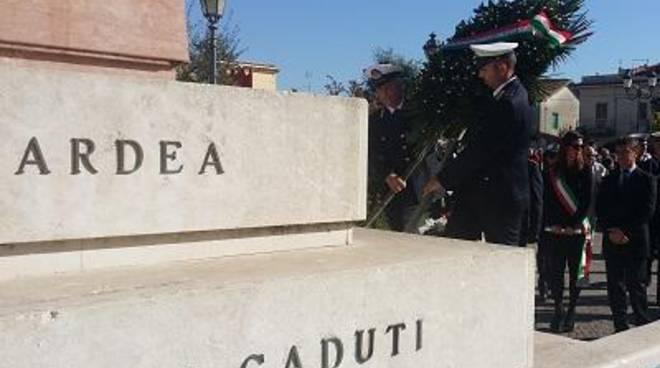 Commemorati i caduti di tutte le guerre