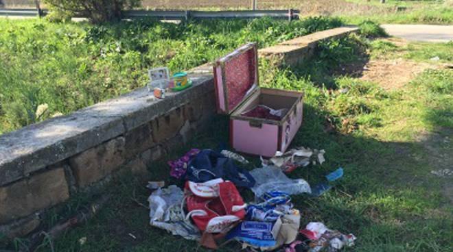 Continua la saga dei rifiuti a Saline