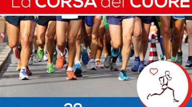 """""""Corsa del cuore"""": manifestazione sportiva benefica per le malattie genetiche<br />"""
