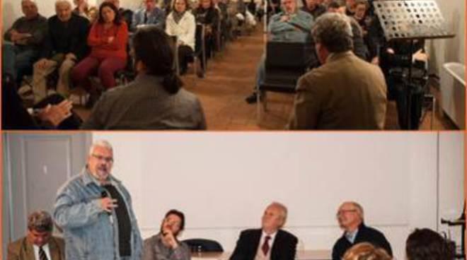 """""""Da Pagus a Città"""", un grande successo per il libro che racconta la storia di Fiumicino"""