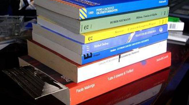 Dalla Regione Lazio contributi per i libri scolastici