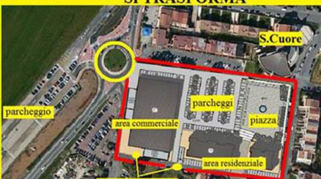 """Fiorenza: """"Invitiamo a votare Sì al progetto Piazza Grande"""""""