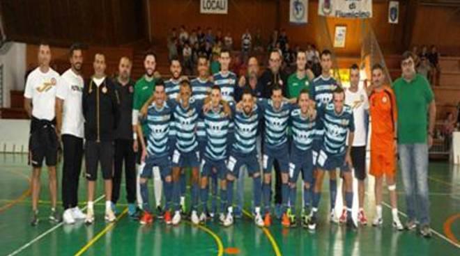 Futsal Isola cinica, 5-1 al Partenope<br />