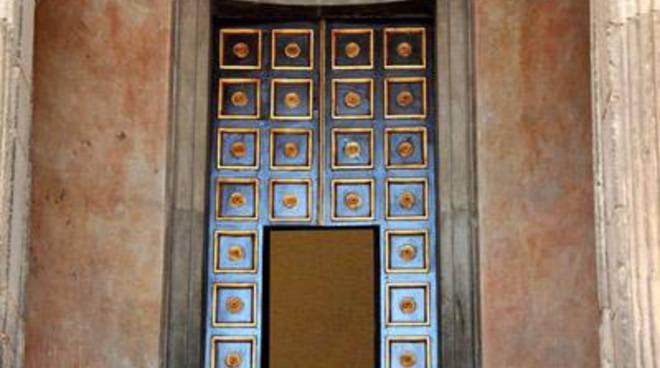 Giubileo: apertura della porta Santa della cattedrale di Gaeta