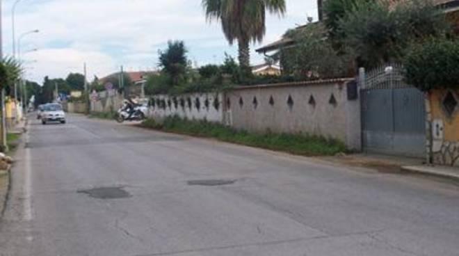 Il doppio senso di marcia su via Sassari