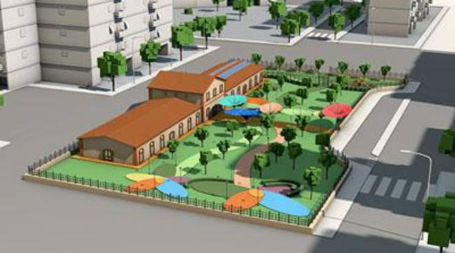 """Inaugurazione del nuovo asilo nido """"Piccole Orme"""" – ex Casale Balducci"""