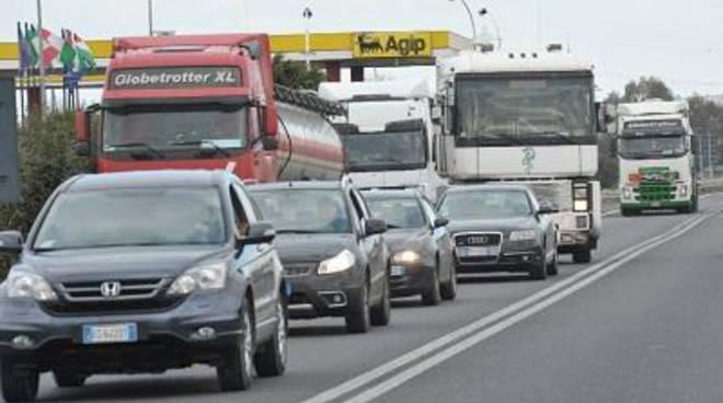 Incontro tra Comune e Regione sulle condizioni degli autotrasportatori