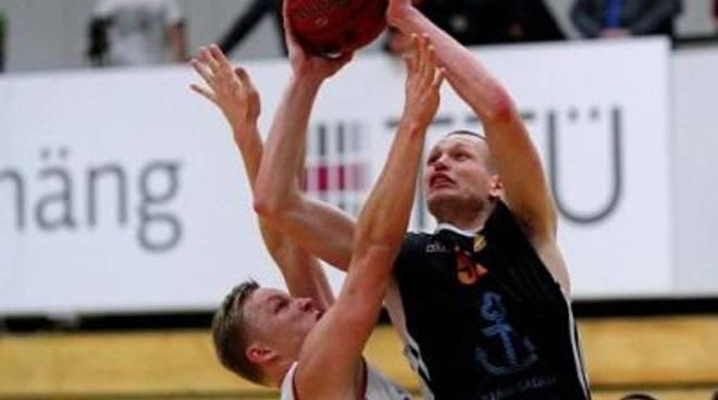 Joonas Järveläinen è un nuovo giocatore della Latina Basket