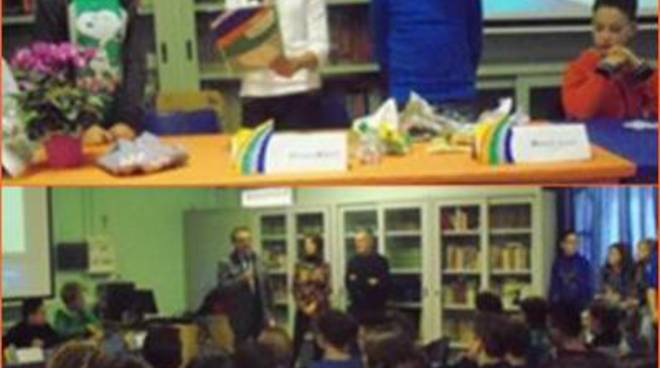 """""""L'Arcobaleno differente"""": un progetto dell'I.C. Ardea 1 sull'educazione ambientale"""