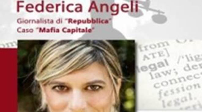 """""""Laboratorio della legalità"""": incontro con la giornalista Federica Angeli"""