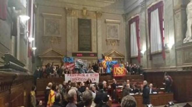 """Lazio, Ugl:""""No ad accordo sulla ricollocazione del personale Città Metropolitana"""""""