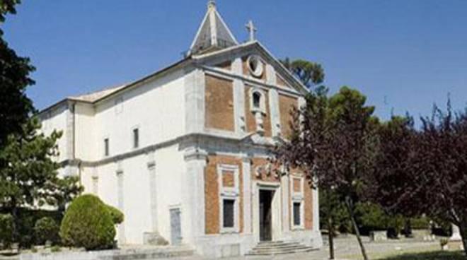 Messa di Rai 1 dal santuario della Madonna del colle in Lenola