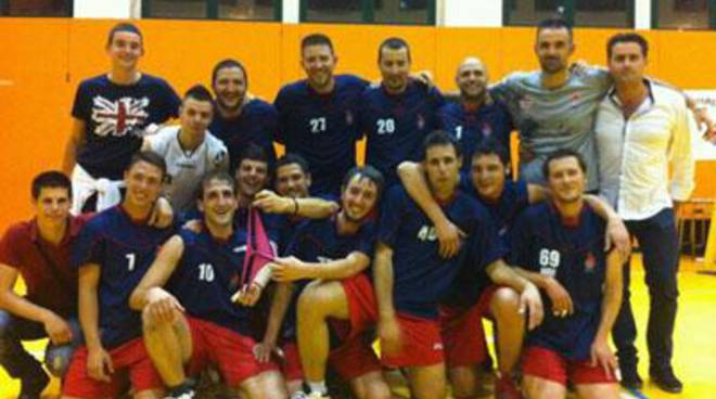 Pallavolo:Serie CM, l'Isola Sacra Volleysconfitta 3-2 dall' Artena